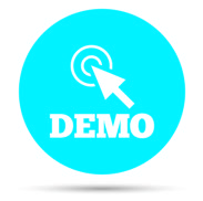 Take a look at the demo of DSS Check In queuing software